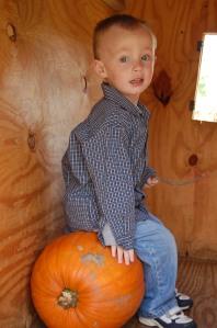 My Jackson, my pumpkin