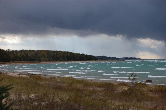 Wilderness Park Storm