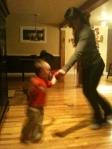 Sock Fight
