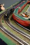train rounds corner