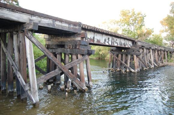 Boardman River Trestle