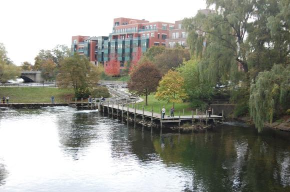 Boardman View from Union Bridge