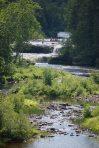 Lower Falls Upstream
