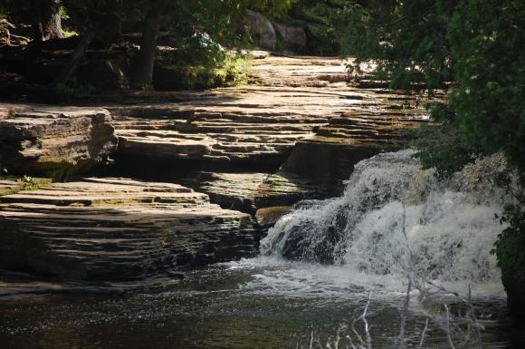 Lower Falls Shelf