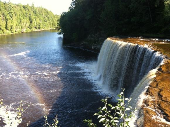 Upper Falls Rainbow