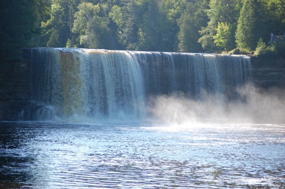 Upper Falls Mist