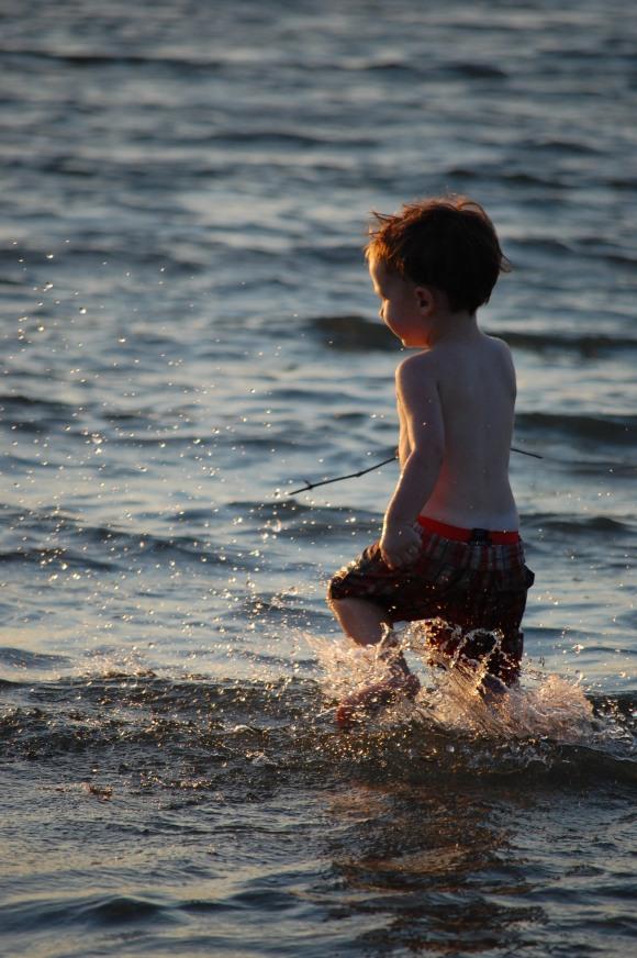 Running Splash