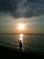Tossing Rocks to the Sun