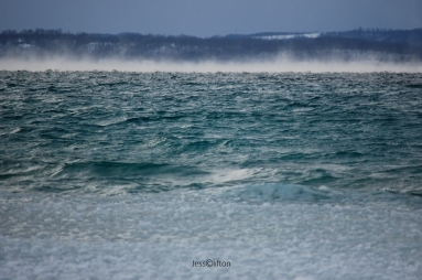 Lake Michigan Fog