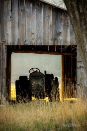 Port Oneida Tractor