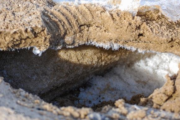 Snow Geode