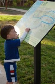 Clinch Park Waterscape Lesson
