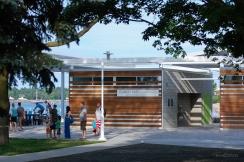 Clinch Pavilion & Beach