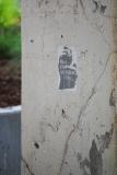 Clinch Park's First Graffiti