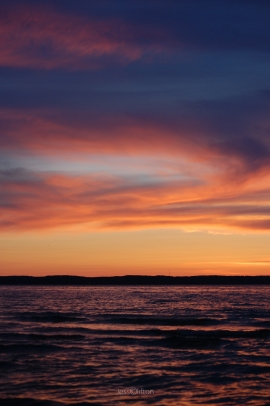 OMP Sunset Waters Portrait