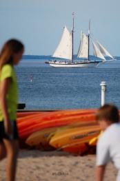 Tall Ship Lake Michigan