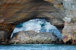 Pictured Rocks Grand Portal