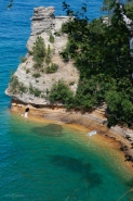 Pictured Rocks Miners Castle