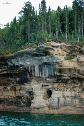 Pictured Rocks Pirates Face
