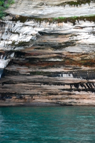 Pictured Rocks Rainbow Cave
