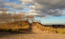 Dune Hill - Big Sky - Shadows
