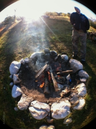 Fisheye_Campfire