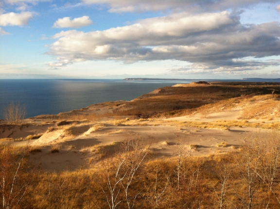 Sleeping Bear Dunes Manitou Islands