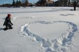 Jackson Snow Heart