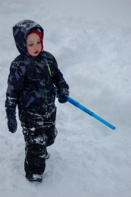 Jackson Snow Lightsaber