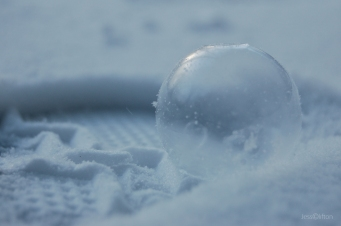 Frozen Bubble Footprint