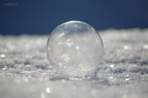 Frozen Bubble Sun