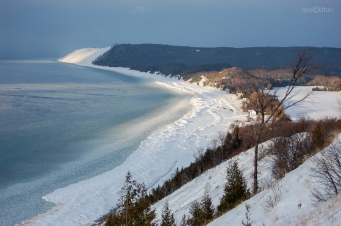Empire Bluffs Jan 2014
