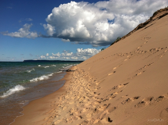 Glen Haven Dune Hike Why Michigan