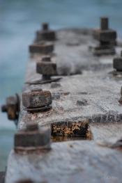 Shipwreck Bolts & Woodgrain
