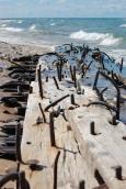 Shipwreck Hull Nails