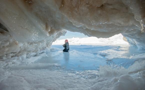 Jax Ice Cave Crawl